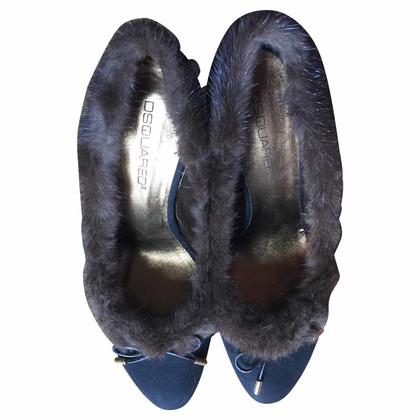 Dsquared2  Pumps with mink