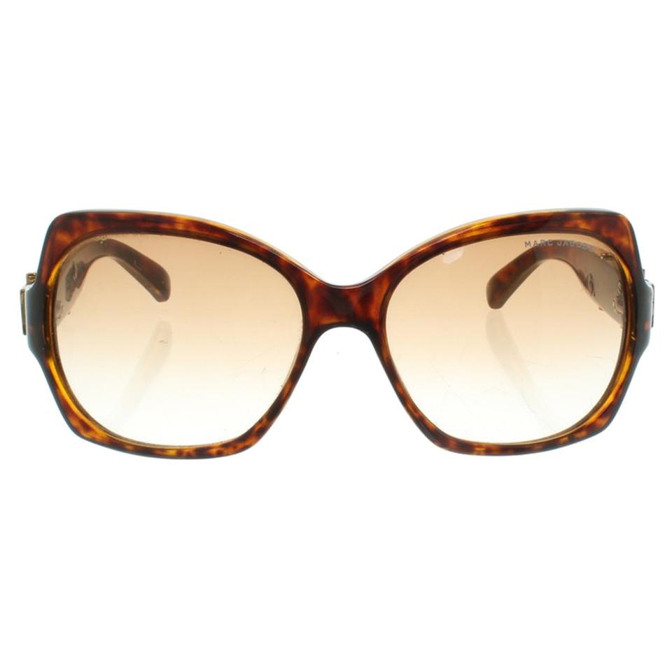 marc jacobs sonnenbrille mit schildpatt muster second hand marc jacobs sonnenbrille mit. Black Bedroom Furniture Sets. Home Design Ideas