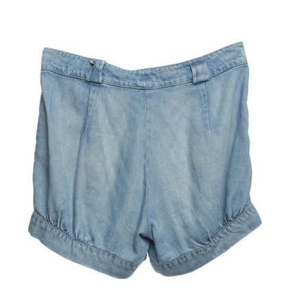 Velvet Athletic shorts in blauw