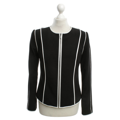 Calvin Klein Blazer in black / white