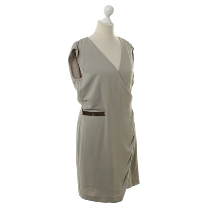 Set Kleid in Grau