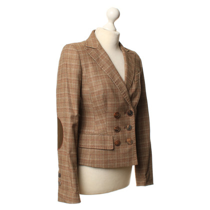 Riani Checked Blazer