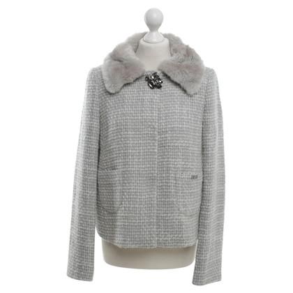 Liu Jo Jacket in Gray