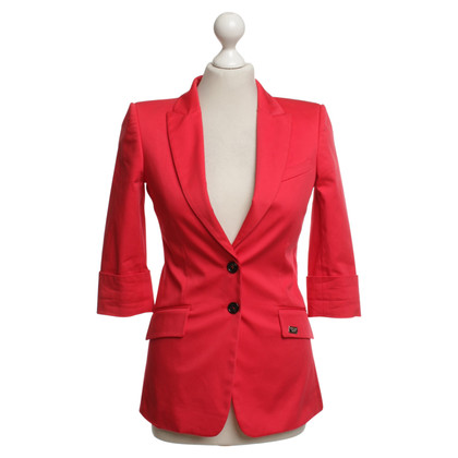 Philipp Plein Blazer in red