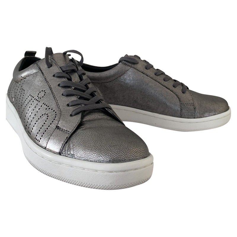 Calvin Klein Lace-up shoes Leather in