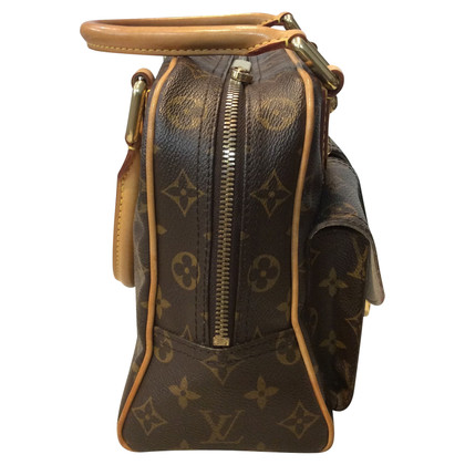 "Louis Vuitton ""Manhattan PM Monogram Canvas"""
