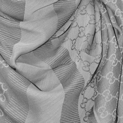 Gucci Guccisima Doek in Gray