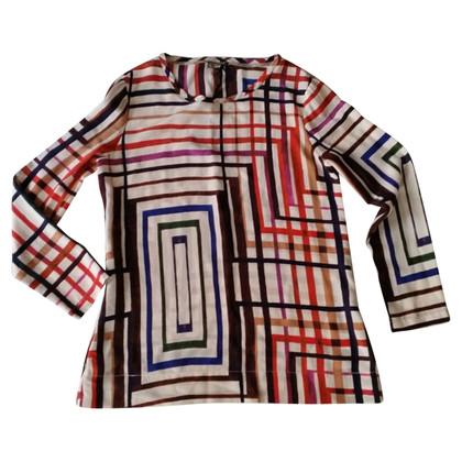 Maliparmi Shirt aus Seide