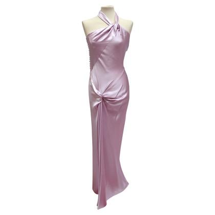 Christian Dior vestito da sera di seta