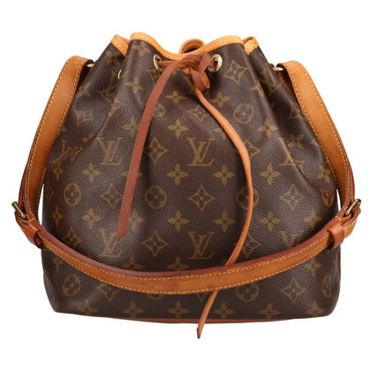 Louis Vuitton Petit Noé Monogram Canvas