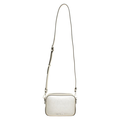 Karl Lagerfeld Silver colored shoulder bag