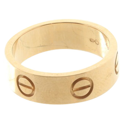 "Cartier ""Love Ring"" aus Gelbgold"