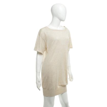 Strenesse Abito in maglia in beige