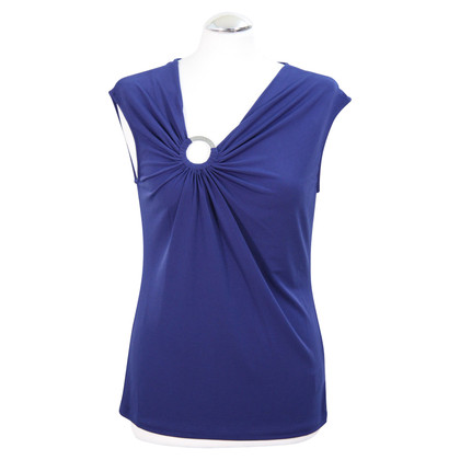 Michael Kors Top in donkerblauw