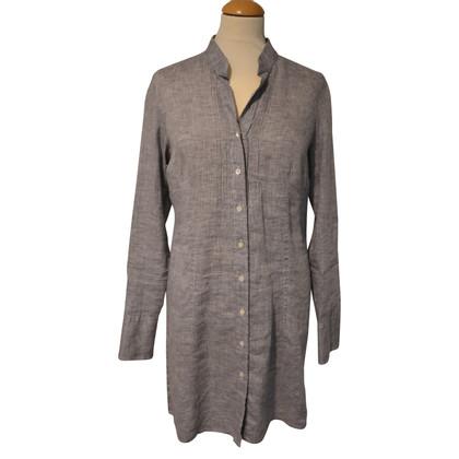 Van Laack Linen tunic in grey