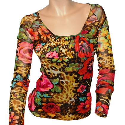 Kenzo Sweater with floral print
