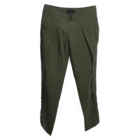 Derek Lam trousers in olive green