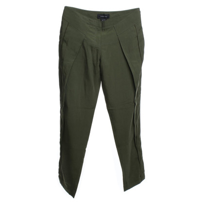 Derek Lam Pantalon en vert olive