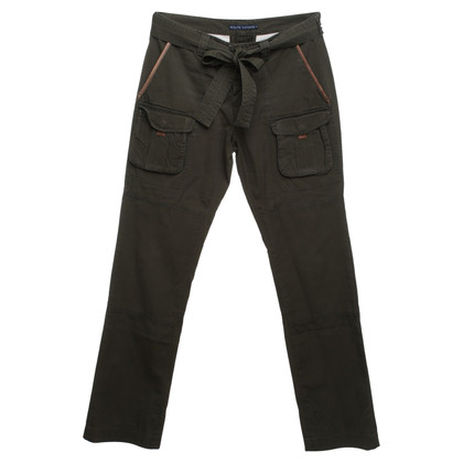 Ralph Lauren trousers in green