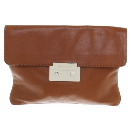 Michael Kors clutch in brown
