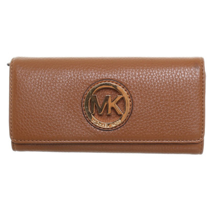 Michael Kors Fulton wallet in brown