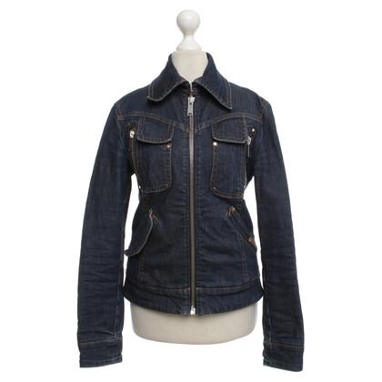Moschino Jean jacket with many pockets