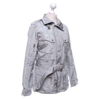 Ralph Lauren giacca esterna color argento