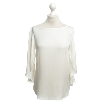 Milly Top in bianco