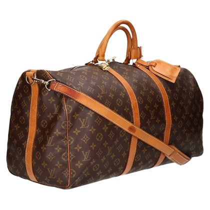 "Louis Vuitton ""Keepall 55 Bandoulière Monogram Canvas"""