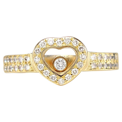 Chopard 18K Gold Ring