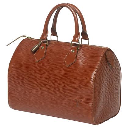 "Louis Vuitton ""Speedy 25 cuir épi"""