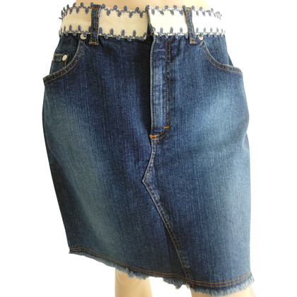Blumarine Denim skirt