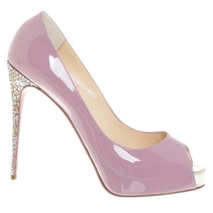 Christian Louboutin Stilettos en rose