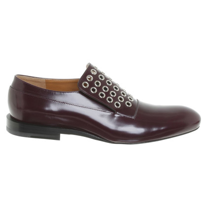 Jil Sander Slipper in Bordeaux