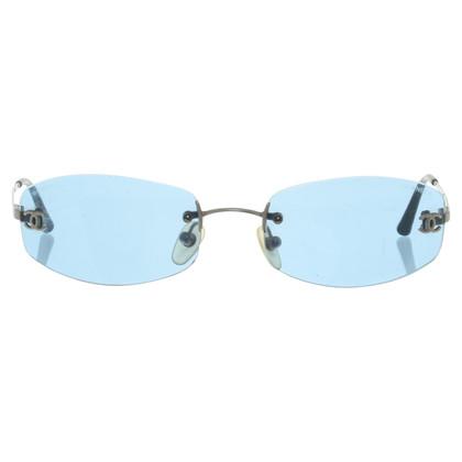 Chanel Occhiali da sole in Blue