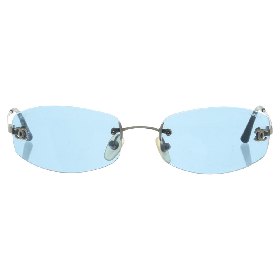 Chanel Sunglasses in Blue