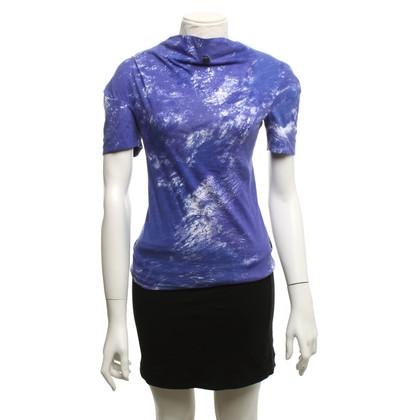 Vivienne Westwood T-shirt in blue violet