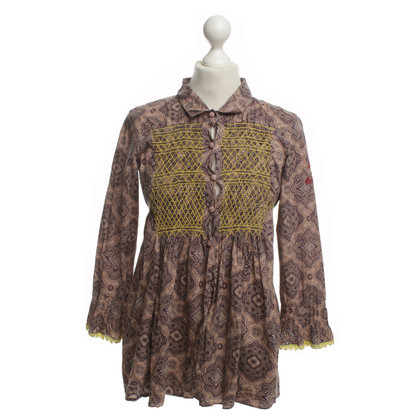 Odd Molly Bluse mit Muster