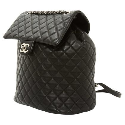 Chanel TIMELESS BACK BLACK