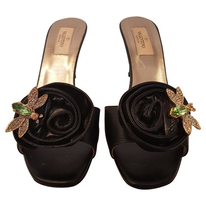 Valentino Sandals with brooch