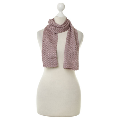 Day Birger & Mikkelsen Scarf in mauve