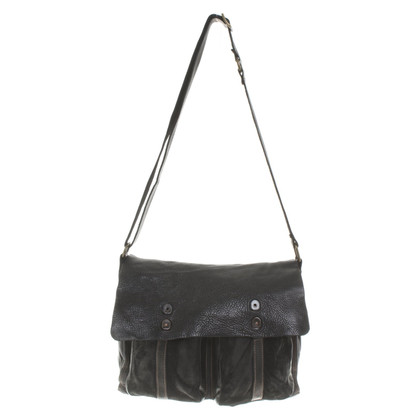 Campomaggi Shoulder bag in black