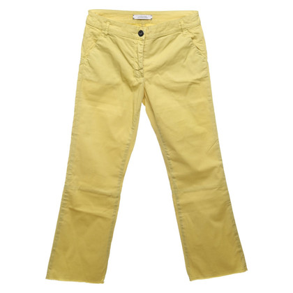 Dorothee Schumacher trousers in yellow