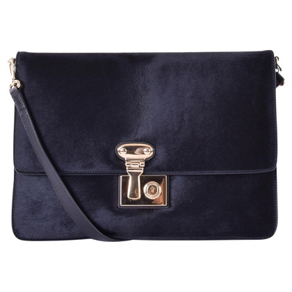 Dolce & Gabbana Fur shoulder bag