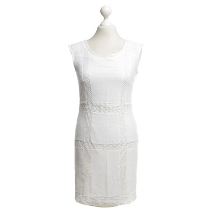 Steffen Schraut Dress in white