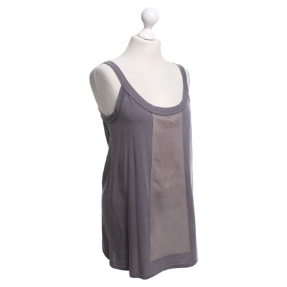 Dorothee Schumacher Top with leather insert