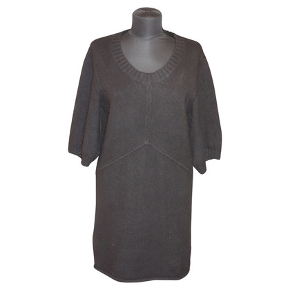 Lala Berlin Knitted dress with angora part