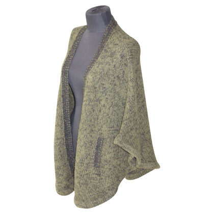 Duffy giacca a maglia in cashmere Chunky