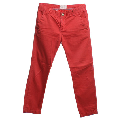 Current Elliott Jeans in red / orange