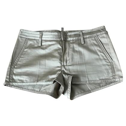 Dsquared2 Shorts in Beige-Braun
